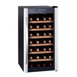 La Sommeliere - LS28KB - Single Zone - Freestanding Wine Cellar / Wine Cooler - 28 Bottles - 420mm Wide - winestorageuk
