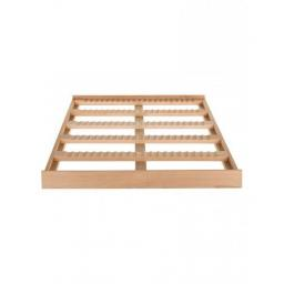 La Sommeliere - CLATRAD08 Wooden fixed shelf - winestorageuk
