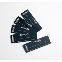 Climadiff Labels - Pack of 5