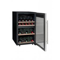 La Sommeliere - LS50.2Z - Dual Zone Wine Cellar / Wine Cooler - 50 Bottles - 480mm Wide - winestorageuk