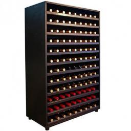 Renato wine rack JOSEFA with pull-out shelves, holds 108 bottles - winestorageuk
