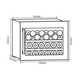 cavecool-morion-bornite-wine-fridge-28-bottles-single-zone-integrated-wine-cooler-545mm-wide-black-340930.jpg