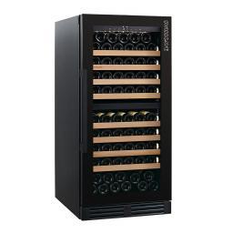 Swisscave  WLB-360DF - Dual Zone Wine Cooler / Wine Fridge  (112 - 135 BOT) - 595mm Wide - winestorageuk