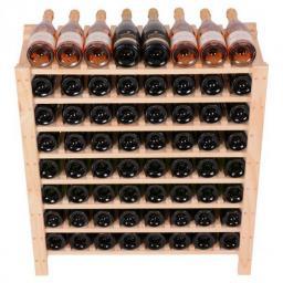 Eliza - 64 bottles - Pine - winestorageuk