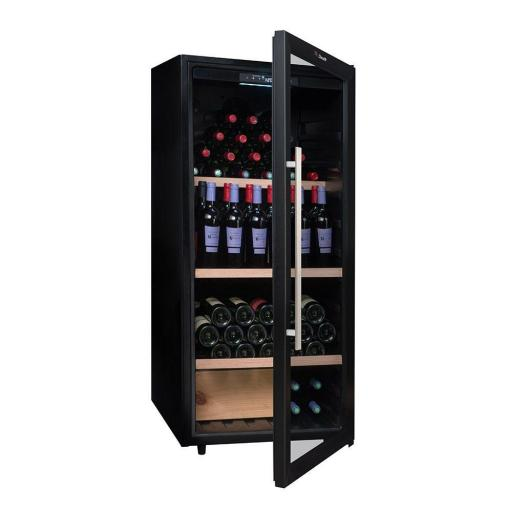 Climadiff - PCLV160 - Premium Multi Purpose Wine Cellar / Wine Cooler - Multizone - 160 Bottles - 595mm Wide