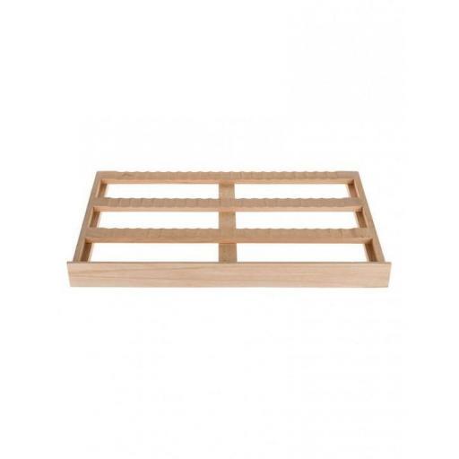 La Sommeliere - CLAPRE04 Wooden display shelf