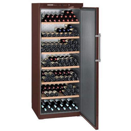 Liebherr WKt 6451 GrandCru - Single Zone - Freestanding Wine Ageing Cabinet - 747mm Wide - 312 Bottles