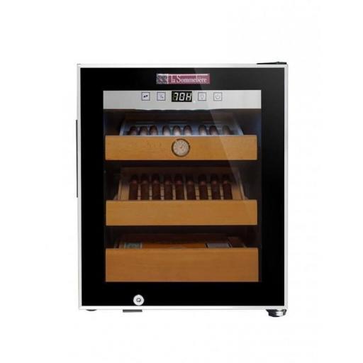 La Sommeliere - CIG251 - Cigar Humidor - 250 Cigars
