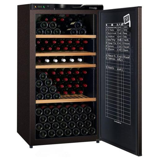 Climadiff - CLA210A+ Wine Ageing Cellar - Single Zone - 196 Bottles - 700mm Wide