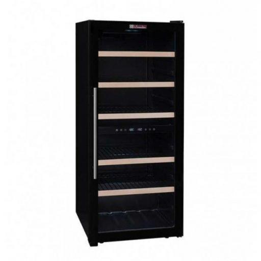 La Sommeliere CVD102.DZ - Wine Fridge - Dual Zone Wine Cooler - 102 Bottles