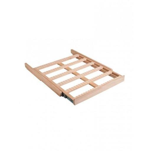 La Sommeliere - CLATRAD10 Wooden sliding shelf
