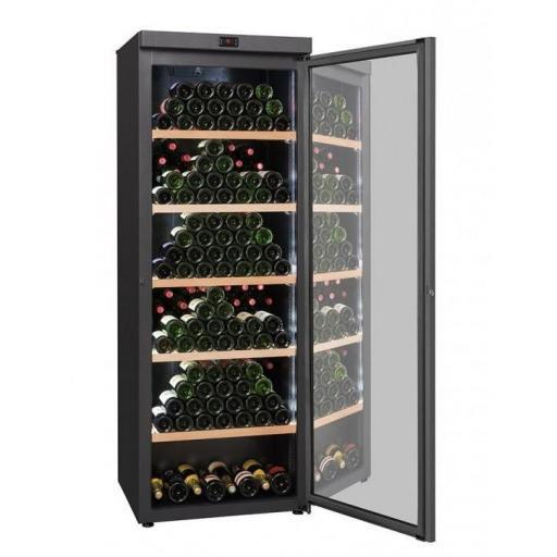 La Sommeliere VIP330V multi-zone wine cooler - freestanding Wine Fridge - 329 bottles - 710mm Wide