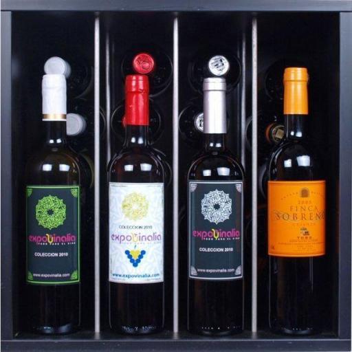 RENATO module GABINO, holds 24 bottles of wine - winestorageuk