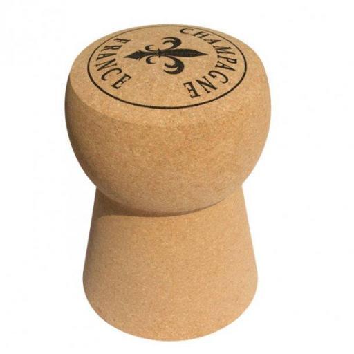 Champagne cork - Stool - winestorageuk