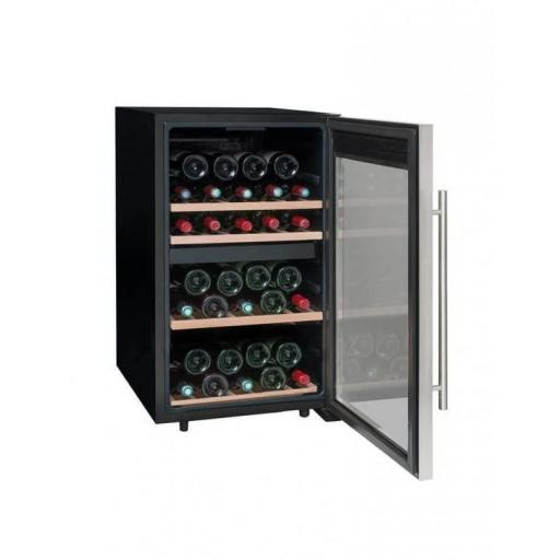 La Sommeliere - LS50.2Z - Dual Zone Wine Cellar / Wine Cooler - 50 Bottles - 480mm Wide