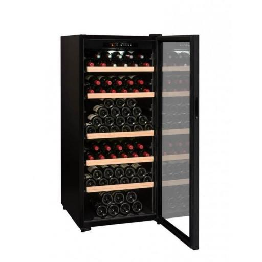 La Sommeliere - CTV177B - Freestanding Wine Cellar / Wine Fridge - 165 bottles - 595mm Wide