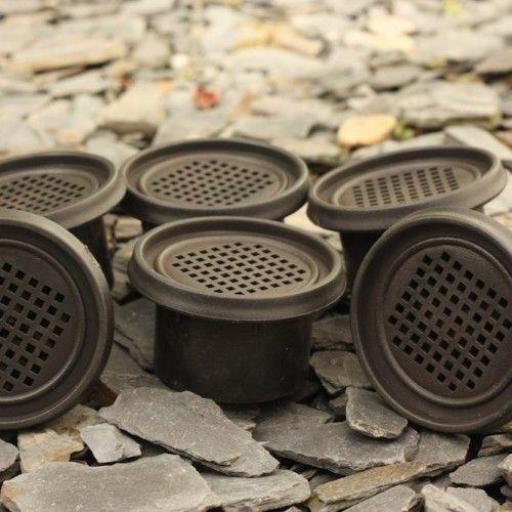 Swisscave - Active carbon filter set - 6 pcs