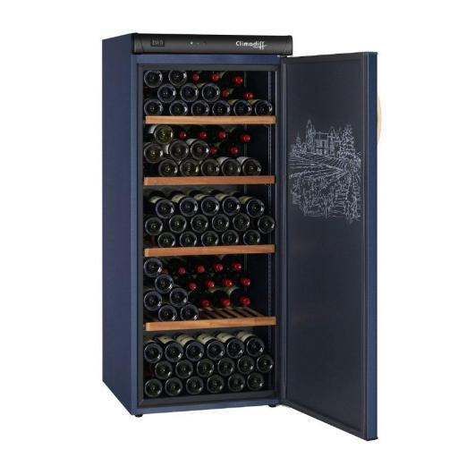Climadiff - CVP180 - CVP180 Wine-Ageing Cellar - Single Zone - 180 Bottles - 620mm Wide