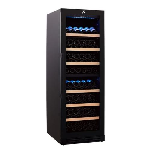 Swisscave - Classic Edition Dual Zone Wine Cooler WL455DF (166-200 BOT)
