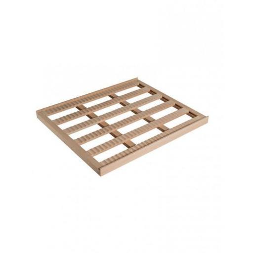 La Sommeliere - CLAVIP04 Wooden fixed shelf