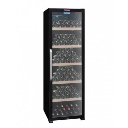 La Sommeliere CTVNE230A - Wine Fridge - Single Zone Wine cooler - 236 Bottles