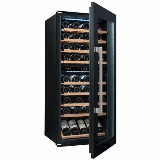 Avintage - Dual Zone Service Wine Cabinet / Wine Cooler - 79 bottles* AVI82CDZA - 594mm Wide