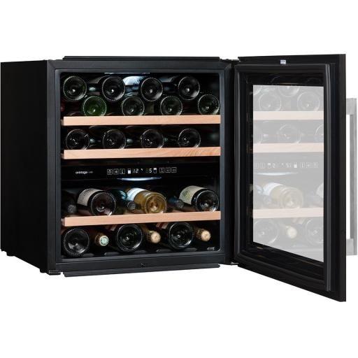 Avintage - Dual Zone Integrated Service Cellar / Wine Cooler - AVI60CDZA - 590mm Wide