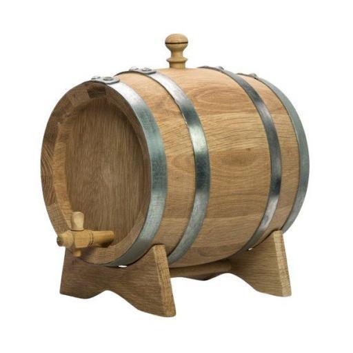 0,5 liter wine barrel Hungarian oak