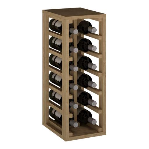 Aleta - 12 bottle wine rack