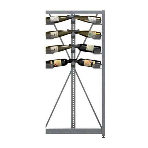 Xi Counter - Extension - 4 standard shelves - 52 bottles