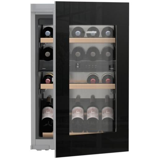 Liebherr EWTgb 1683 Vinidor - 2 zone - Integrated Wine Cooler - 560mm Wide - 33 Bottles - winestorageuk