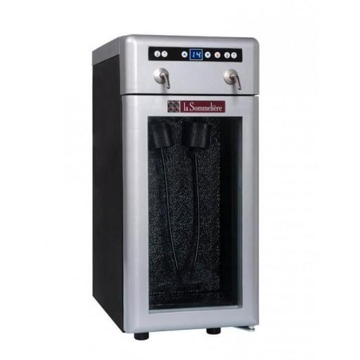 La Sommeliere - DVV22 2-bottle wine dispenser