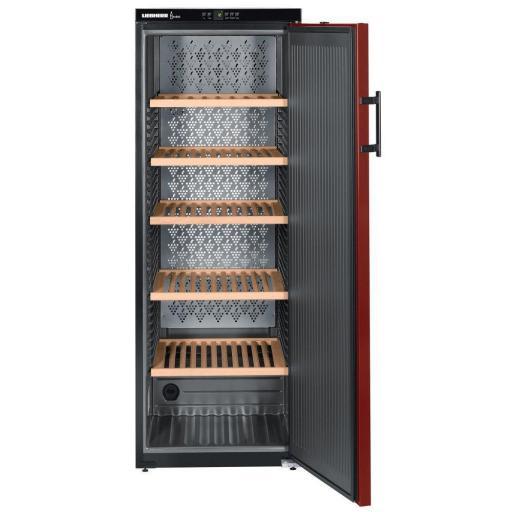 Liebherr WKr 4211 Vinothek - Single zone - Freestanding Wine Cooler - 600mm Wide - 200 Bottles