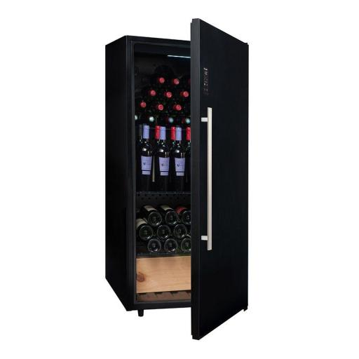 Climadiff - PCLP160 - Premium Multi Purpose Wine Cellar / Wine Cooler - Multizone - 160 Bottles - 595mm Wide